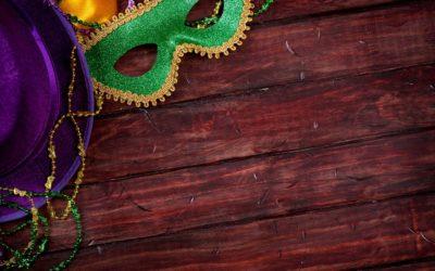 Un Mardi Gras surprise à l'EHPAD Le Berceau