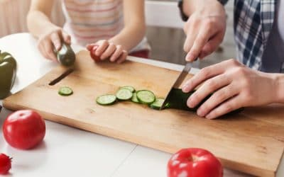 Reprise des ateliers cuisine au Foyer d'Hébergement